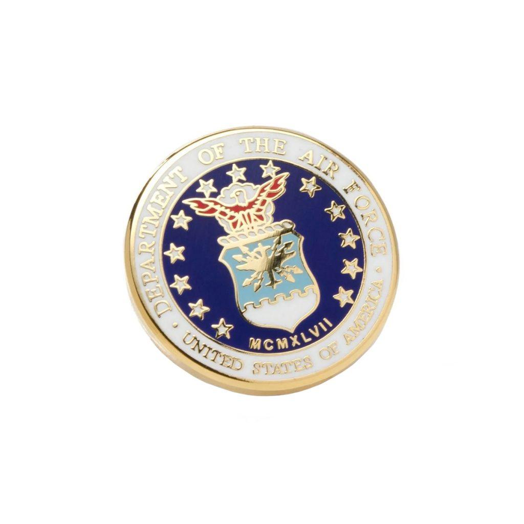 US Air Force Lapel Pin